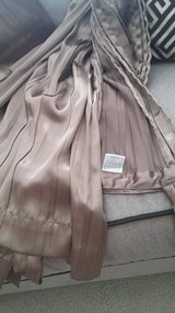 4 pcs pleated curtain panels in Fort Hood, Texas