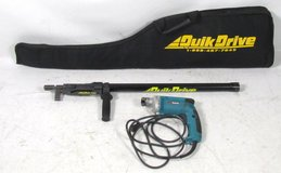 makita quick drive pro 6823z auto feed screw gun decking drywall in Bolingbrook, Illinois