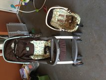 Car seat and stroller in Warner Robins, Georgia