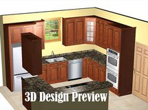 Kitchen & Bath Cabinets Design & installations Over 35yrs, exp. in Camp Lejeune, North Carolina