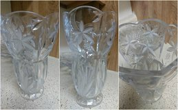 Mikasa Etched Vase (large) (Reduced!) in Pearland, Texas