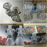 Studio Nova (Mikasa)  Candle Holders (NEW) (reduced!) in Pearland, Texas