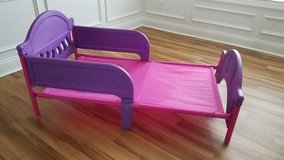 Toddler bed in Fort Bragg, North Carolina