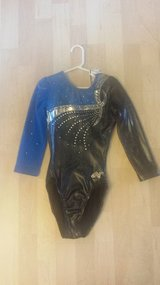 Like new! Competition Leotard with Crystals - Adult XS in Glendale Heights, Illinois