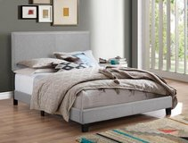 New Queen bed includes Mattress and Box spring in Cherry Point, North Carolina