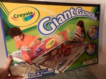 Giant Crayola Game Pad  Ages 3+ in Oswego, Illinois