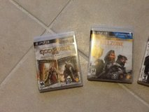 Select PS3 video games in Yucca Valley, California