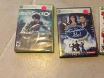 Xbox 360 games in Yucca Valley, California