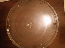 """Large microwave plate 15"""" wide in Fort Bragg, North Carolina"""