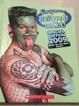 Ripley's believe it or not special edition hardcover 2009 in Okinawa, Japan