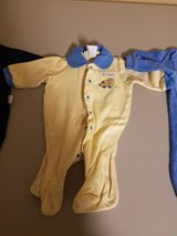 0-3 month boys sleepers in Bolingbrook, Illinois