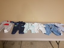 Boys 6 and 9 month sleepers in Bolingbrook, Illinois
