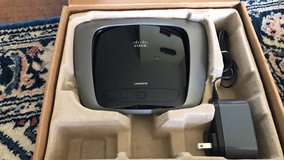 Linksys router in Wilmington, North Carolina