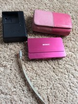 Sony Cybershot Camera, case, charger in Clarksville, Tennessee