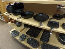 Cast iron cookware / skillets in Cherry Point, North Carolina