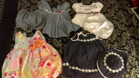 Girls dresses (various sizes) in 29 Palms, California