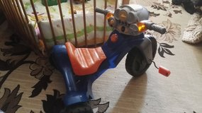 Toddler bike w/several sounds and light in Ramstein, Germany