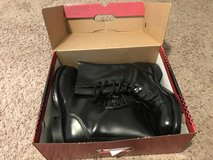 REDUCED PRICE: Corcoran Original Leather Jump Boots 1500 - 10 Inch (Black) Size 9 in Fort Bragg, North Carolina