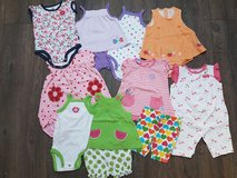 Carter's summer lot (3 months) in Fort Carson, Colorado