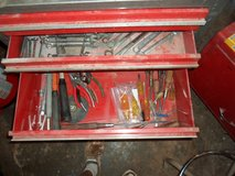 craftsman tool cabinet with tools or without. in Alamogordo, New Mexico