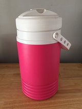 Pink Half Gallon Igloo Drink Cooler Water Jug in Aurora, Illinois