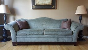 Humpback Couch and Chair in Naperville, Illinois