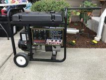 5000W Generator in Tacoma, Washington