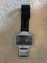 IFrogz IPhone/IPod Touch Silver Motion Armband in Camp Lejeune, North Carolina