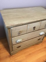 Antique Distressed Dresser in Tacoma, Washington