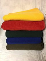 FLEECE TODDLER COT BLANKETS in Glendale Heights, Illinois