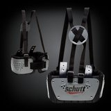 Schutt Youth Football Rib Protector Gray/Black Size: Large in Naperville, Illinois