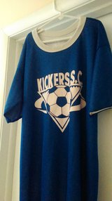 Kickers Kid's XL Reversible Soccer Jersey in Aurora, Illinois
