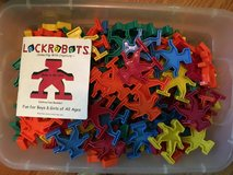 150Pc. Kids Robot Building Toy STEM Educational Set Made in USA  Lot in St. Charles, Illinois