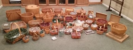 Longaberger Baskets- All kinds - Pick what you like - Make Offer in Plainfield, Illinois