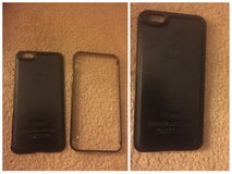 Leather and Metal iPhone 6/6s Plus Case in Alamogordo, New Mexico