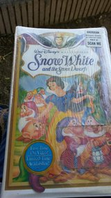 Snow white vhs in Yucca Valley, California