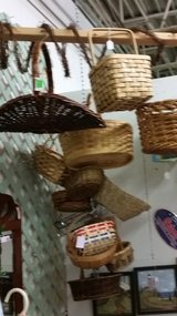 Baskets in Fort Campbell, Kentucky