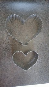 Valentine's Heart Cookie Cutters in Chicago, Illinois