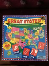 """""""NEW"""" GREAT STATES GAME -  VOTED TOY OF THE YEAR! in Naperville, Illinois"""
