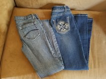 Girls Jeans, Size 10 in Clarksville, Tennessee
