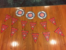 Chicago Cubs Party Supplies in Naperville, Illinois