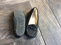 Girls size 2 moccasins in Yorkville, Illinois