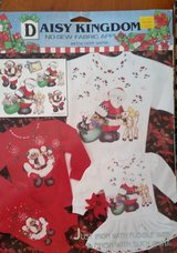 Christmas applique in St. Charles, Illinois
