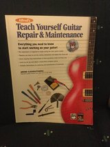 Teach Yourself Guitar Repair and Maintenance  W/ DVD in Okinawa, Japan