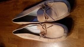 Tan Leather Loafers  sz. 8 1/2 in Houston, Texas