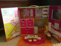 Calico Critter Carry and Play House in Oswego, Illinois