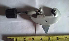 "Tubing Cutter 1/8""-1-1/8"" Sharp, w Deburing Blade in Elgin, Illinois"