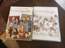 Modern Family DVDs in Yorkville, Illinois