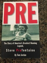 PRE-the story of Americas greatest running legend in Naperville, Illinois