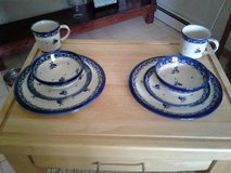 Polish pottery in Fort Drum, New York